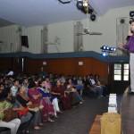 Delhi Heritage Quiz_ audience